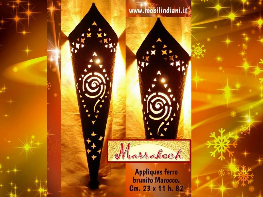 Lampade lanterne marocchine applique marocchina da parete